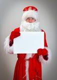 Pathetic Santa Claus. Stock Photography