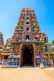 Pathirakali Amman Temple, Trincomalee. Pathirakali Amman Temple, Pathrakali Ambal Kovil or the Kali Kovil Trincomalee is a Hindu temple dedicated to the goddess Stock Image