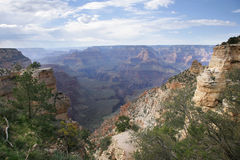 Paths of the grand canyon - Arizona Royalty Free Stock Photo