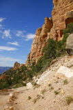 Paths of the grand canyon - Arizona Stock Image