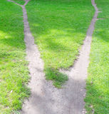 Paths Stock Photography