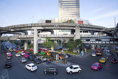 Pathumwan junction Royalty Free Stock Photography