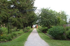 pathway Fotografia de Stock