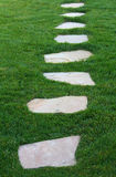 Pathway. A photo of a pathway - many symbolic uses Stock Image