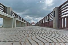 Pathway,Jetty Stock Photo