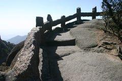 Pathway on mountain Stock Photos