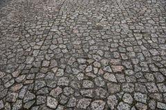 Pathway with stones Stock Photos