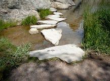 Pathway at Sylvan Lake in South Dakota. Rock Path at Sylvan Lake in Custer State Park in South Dakota Stock Photography