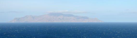 Pathway to ocean Stock Image