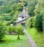Pathway To The Cottage Royalty Free Stock Photography