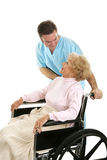 Patient Care Stock Images