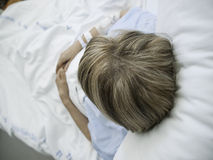 Patient in hospital Stock Images