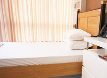 Patient room in morning Royalty Free Stock Photos