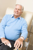 Patient Undergoing Chemotherapy Traetment Stock Photo