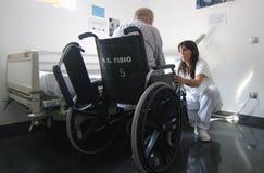 Rehabilitation of a stroke