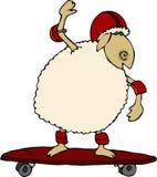 Patim dos carneiros ilustração stock