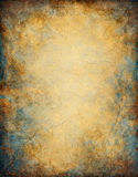 Patina Background. A textured background with patina-like colors