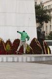 patinador Foto de archivo libre de regalías