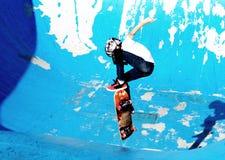patinador Foto de archivo
