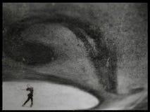 Patinador de hielo Fotografía de archivo libre de regalías