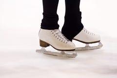Patinagem no gelo Imagem de Stock