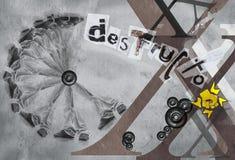 patineur de 4 illustrations illustration de vecteur