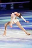 Patineur de glace Sasha Cohen Image stock