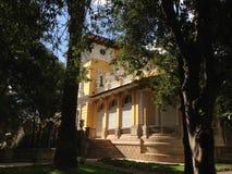 Patino III del palazzo Fotografia Stock
