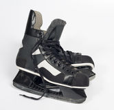 Patins d'hockey Photographie stock libre de droits