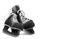 Patins de glace Photographie stock libre de droits