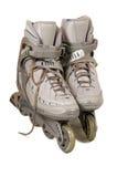 patins de rouleau photographie stock libre de droits