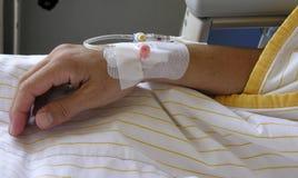 Patiënt Royalty-vrije Stock Afbeeldingen