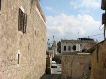 Patio árabe Fotos de archivo
