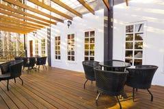 patio βικτοριανό Στοκ φωτογραφία με δικαίωμα ελεύθερης χρήσης