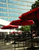 patio ξενοδοχείων Στοκ φωτογραφία με δικαίωμα ελεύθερης χρήσης