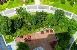 patio σπιτιών Στοκ Φωτογραφία