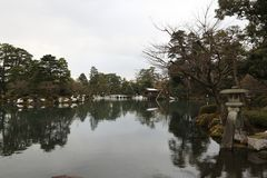 Patio της Ιαπωνίας Στοκ φωτογραφίες με δικαίωμα ελεύθερης χρήσης