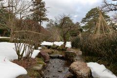 Patio της Ιαπωνίας Στοκ εικόνες με δικαίωμα ελεύθερης χρήσης