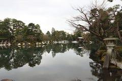 Patio της Ιαπωνίας Στοκ Εικόνα