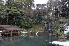 Patio της Ιαπωνίας Στοκ Φωτογραφίες