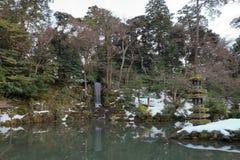 Patio της Ιαπωνίας Στοκ εικόνα με δικαίωμα ελεύθερης χρήσης