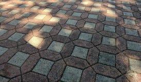 patio Fotografia Stock Libera da Diritti