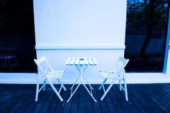 patio Στοκ Φωτογραφίες