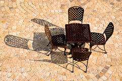 Patio Royalty Free Stock Image