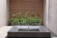 patio Στοκ εικόνες με δικαίωμα ελεύθερης χρήσης