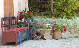 patio Zdjęcie Stock