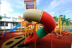 Patio al aire libre de los niños en Selangor, Malasia Fotografía de archivo libre de regalías