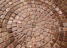 Patio Bricks Royalty Free Stock Image