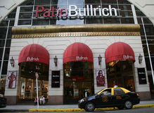 Patio Bullrich in Buenos Aires Royalty Free Stock Photo