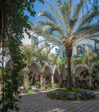 Patio in Cordoba, Andalusia, Spain Royalty Free Stock Photography
